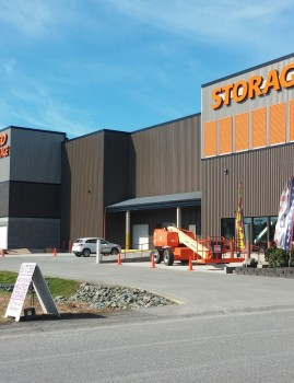 Commercial Storage Facility